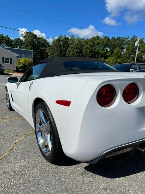 Used Chevrolet Corvette 2dr Conv w/1LT 2012   New Beginning Auto Service Inc . Ashland , Massachusetts