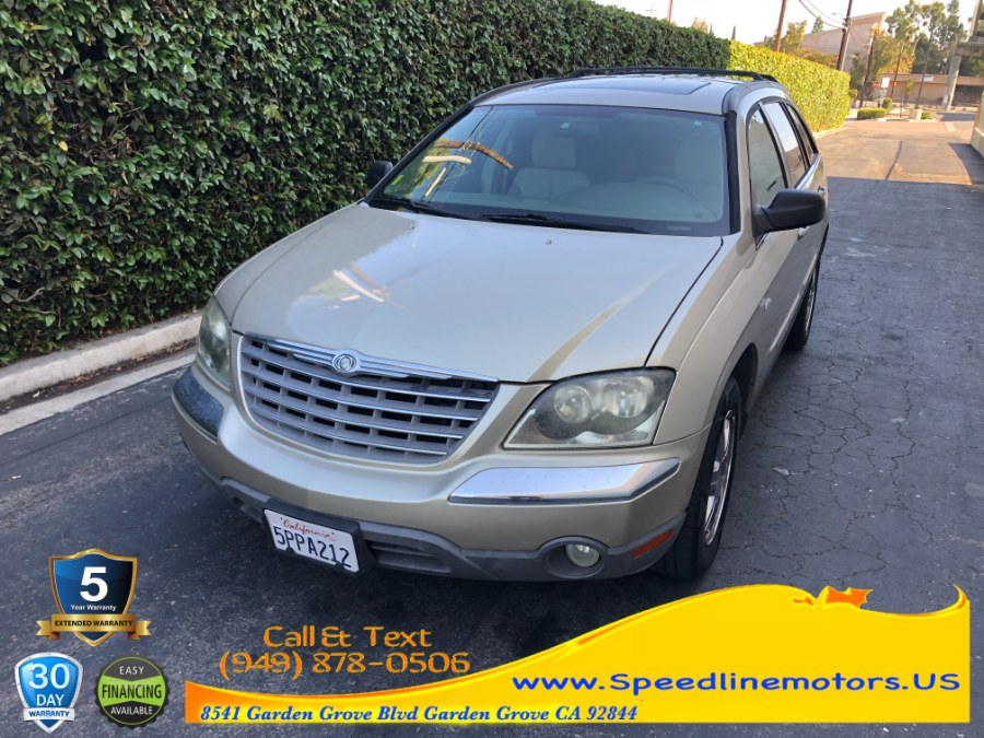Used 2005 Chrysler Pacifica in Garden Grove, California | Speedline Motors. Garden Grove, California