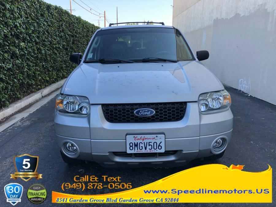 Used 2006 Ford Escape in Garden Grove, California   Speedline Motors. Garden Grove, California