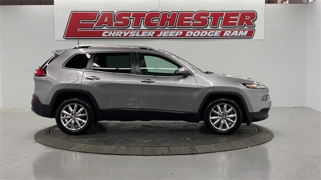 Used Jeep Cherokee Limited 2016 | Eastchester Motor Cars. Bronx, New York