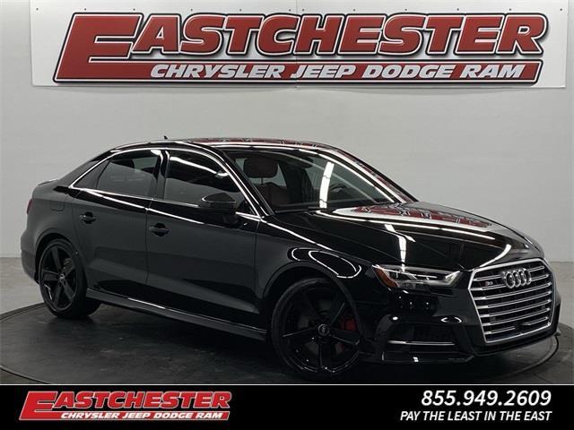 Used Audi S3 2.0T Prestige 2018 | Eastchester Motor Cars. Bronx, New York