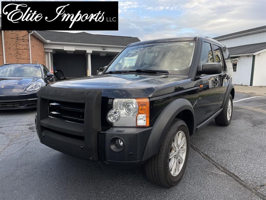 Used Land Rover Lr3 V8 SE 2007 | Elite Imports LLC. West Chester, Ohio