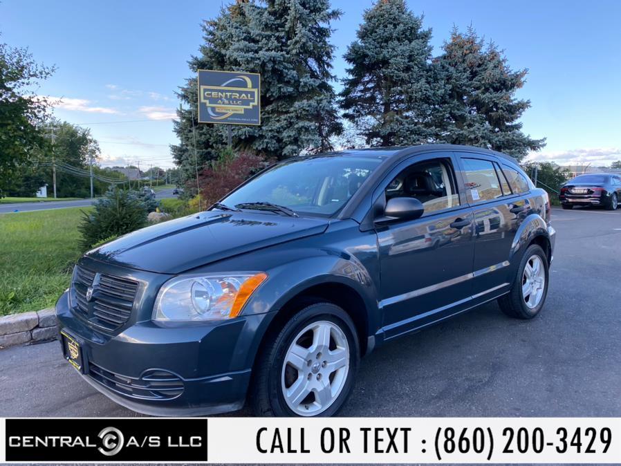 Used Dodge Caliber 4dr HB SE FWD 2008 | Central A/S LLC. East Windsor, Connecticut