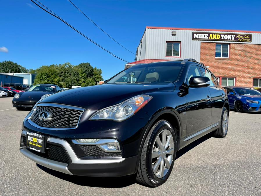 Used INFINITI QX50 AWD 4dr 2016 | Mike And Tony Auto Sales, Inc. South Windsor, Connecticut