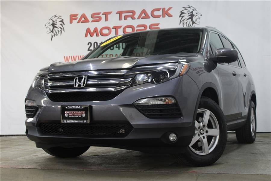 Used Honda Pilot EX 2016 | Fast Track Motors. Paterson, New Jersey