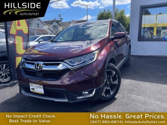 Used Honda Cr-v Touring 2017 | Hillside Auto Outlet. Jamaica, New York