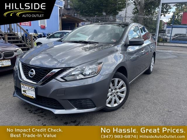 Used Nissan Sentra S 2016   Hillside Auto Outlet. Jamaica, New York