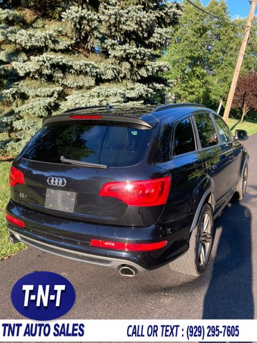 Used Audi Q7 quattro 4dr 3.0T S line Prestige 2013 | TNT Auto Sales USA inc. Bronx, New York