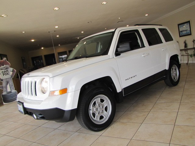 Used Jeep Patriot 4WD 4dr Sport 2014 | Auto Network Group Inc. Placentia, California