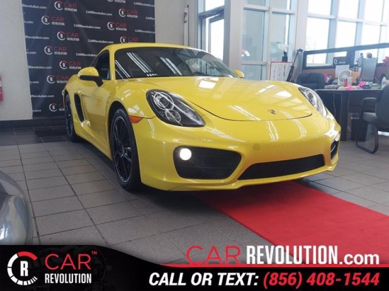 Used Porsche Cayman  2016 | Car Revolution. Maple Shade, New Jersey
