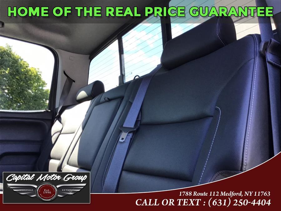 "Used GMC Sierra 1500 4WD Crew Cab 143.5"" SLT 2017   Capital Motor Group Inc. Medford, New York"