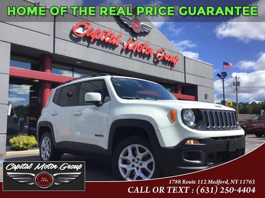 Used 2015 Jeep Renegade in Medford, New York | Capital Motor Group Inc. Medford, New York
