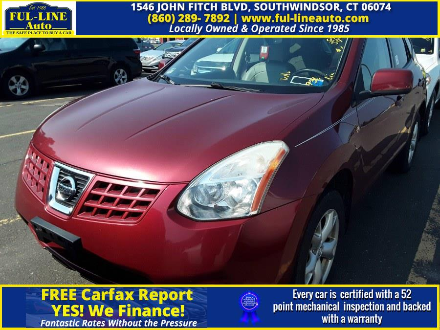 Used 2009 Nissan Rogue in South Windsor , Connecticut | Ful-line Auto LLC. South Windsor , Connecticut