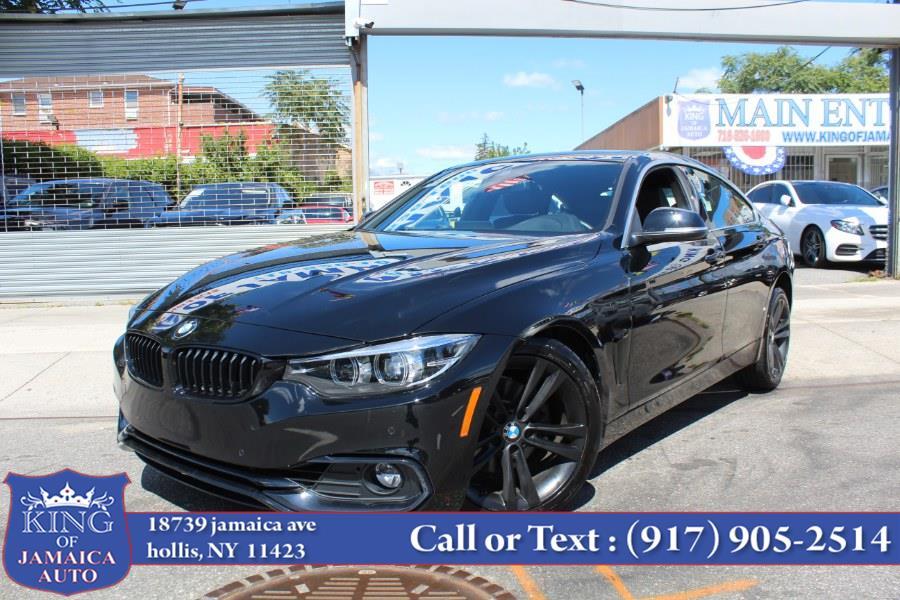Used BMW 4 Series 430i Gran Coupe 2020   King of Jamaica Auto Inc. Hollis, New York