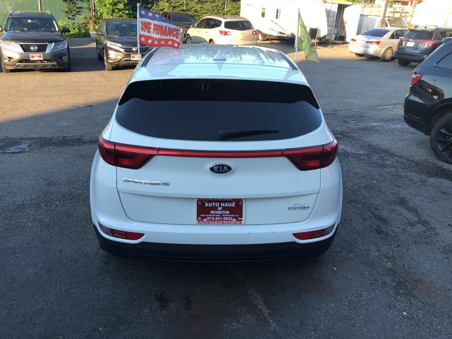 Used Kia Sportage LX FWD 2018 | Auto Haus of Irvington Corp. Irvington , New Jersey