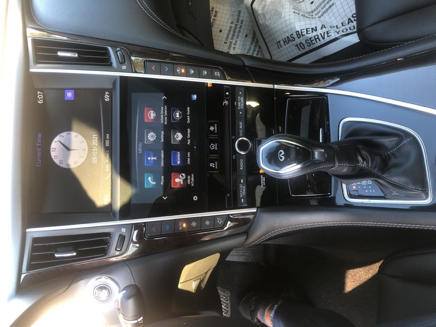 Used INFINITI Q50 3.0t LUXE AWD 2018   Auto Haus of Irvington Corp. Irvington , New Jersey