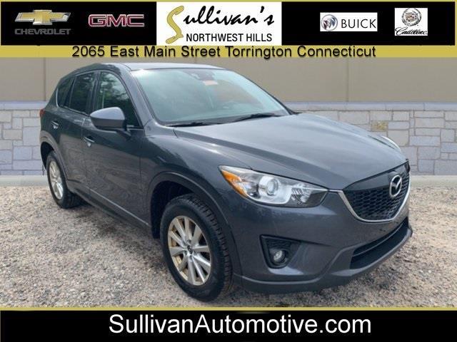 Used 2014 Mazda Cx-5 in Avon, Connecticut | Sullivan Automotive Group. Avon, Connecticut