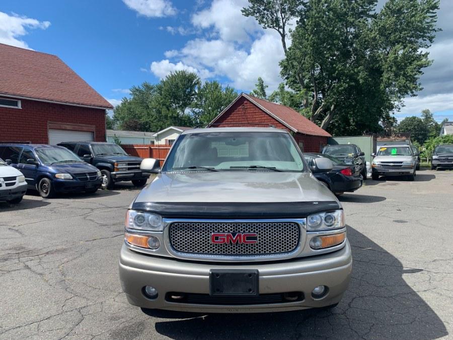 Used GMC Yukon Denali 4dr AWD 2001   CT Car Co LLC. East Windsor, Connecticut