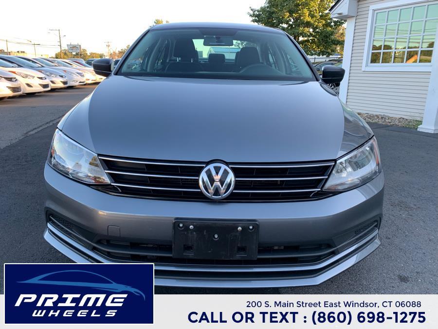 Used Volkswagen Jetta Sedan 4dr Auto 2.0L S 2015   Prime Wheels. East Windsor, Connecticut