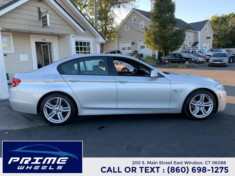 Used BMW 5 Series 4dr Sdn 535i xDrive AWD 2012   Prime Wheels. East Windsor, Connecticut