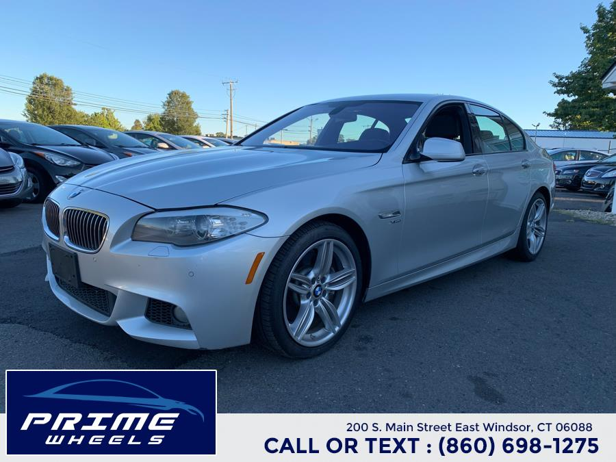 Used 2012 BMW 5 Series in East Windsor, Connecticut | Prime Wheels. East Windsor, Connecticut