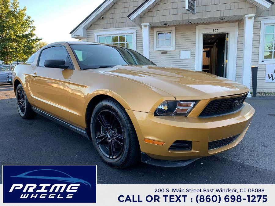 Used 2010 Ford Mustang in East Windsor, Connecticut | Prime Wheels. East Windsor, Connecticut
