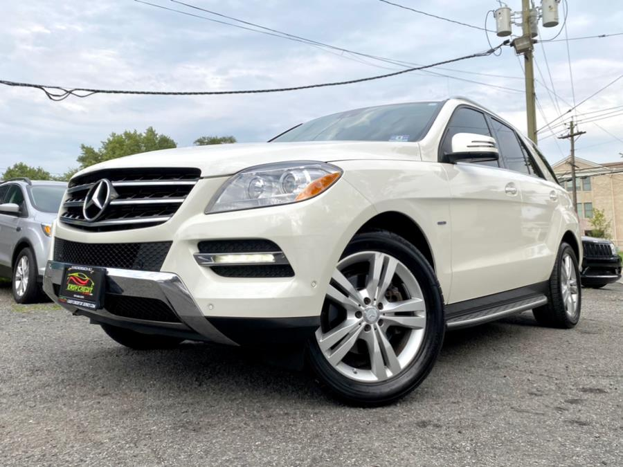 Used Mercedes-Benz M-Class 4MATIC 4dr ML350 2012 | Easy Credit of Jersey. South Hackensack, New Jersey
