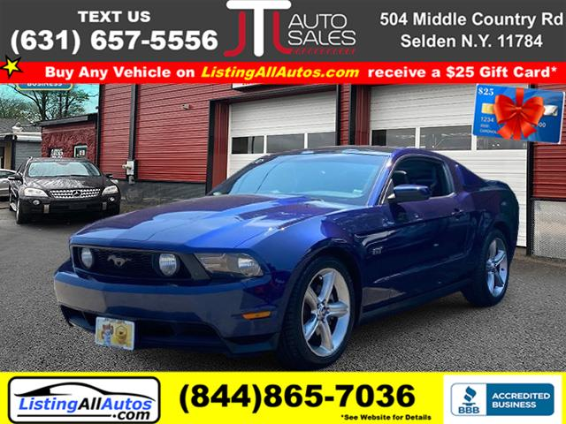 Used 2010 Ford Mustang in Patchogue, New York | www.ListingAllAutos.com. Patchogue, New York