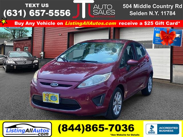 Used Ford Fiesta 5dr HB SE 2011 | www.ListingAllAutos.com. Patchogue, New York