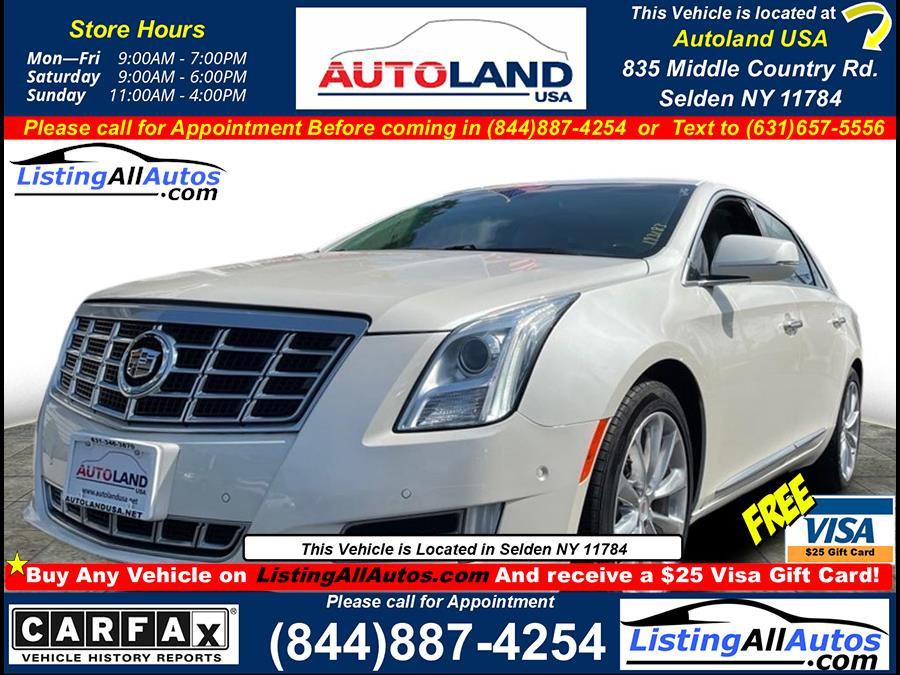 Used 2014 Cadillac Xts in Patchogue, New York | www.ListingAllAutos.com. Patchogue, New York