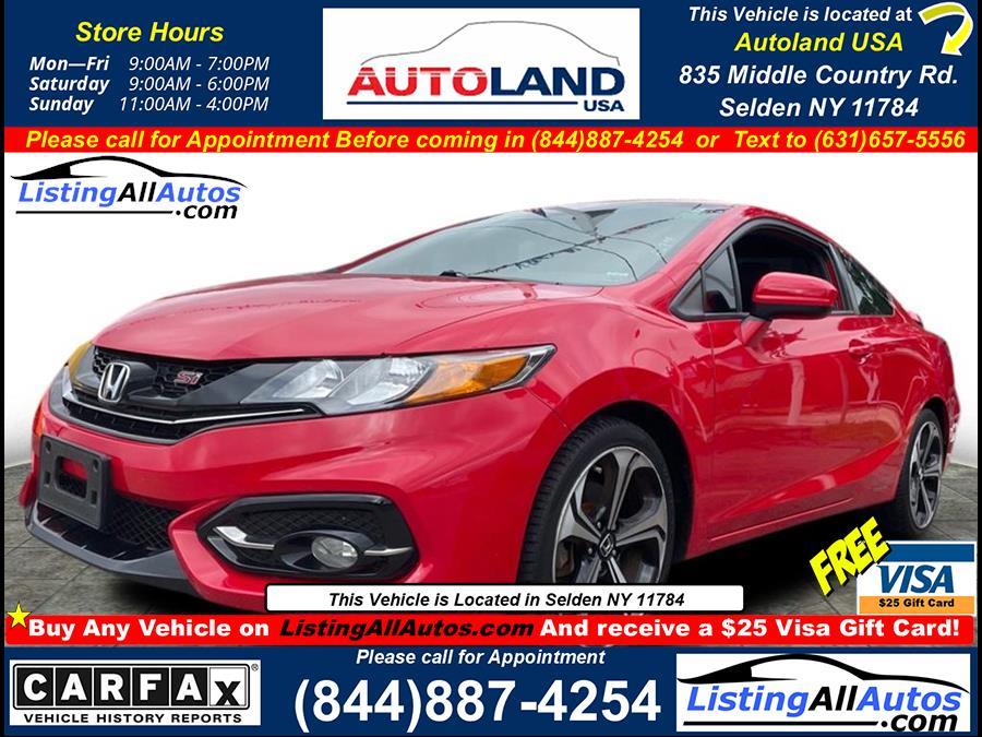 Used Honda Civic  2015   www.ListingAllAutos.com. Patchogue, New York