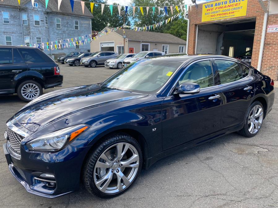 Used INFINITI Q70 4dr Sdn V6 AWD 2015   VEB Auto Sales. Hartford, Connecticut