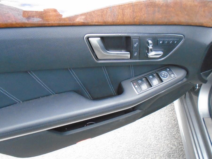 Used Mercedes-Benz E-Class 4dr Sdn E 550 Sport 4MATIC 2014 | Jim Juliani Motors. Waterbury, Connecticut