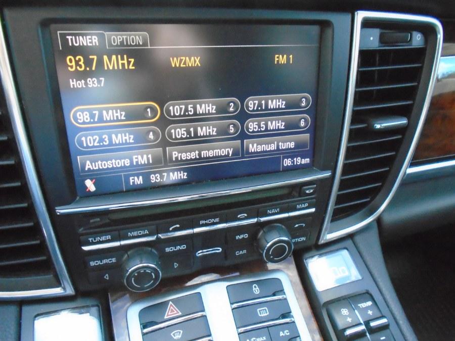 Used Porsche Panamera Hatchback 4 AWD 2012 | Jim Juliani Motors. Waterbury, Connecticut
