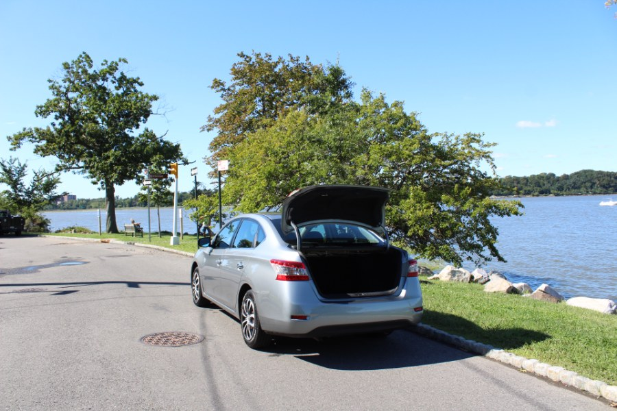 2013 Nissan Sentra 4dr Sdn I4 SV, available for sale in Great Neck, NY
