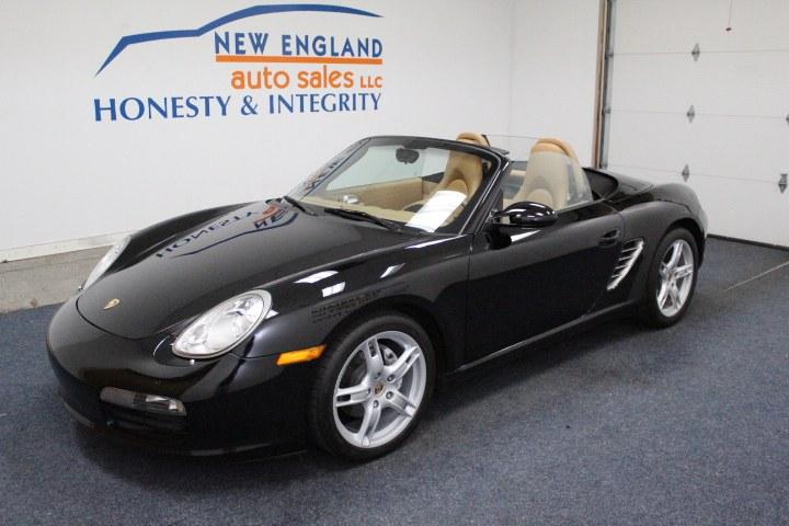 Used Porsche Boxster 2dr Roadster 2006   New England Auto Sales LLC. Plainville, Connecticut