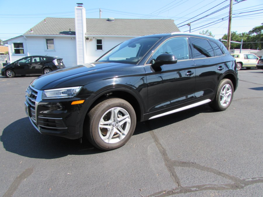 Used 2018 Audi Q5 in Milford, Connecticut | Chip's Auto Sales Inc. Milford, Connecticut