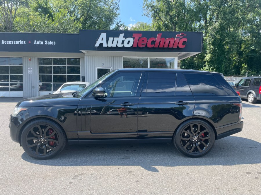 Used 2013 Land Rover Range Rover in New Milford, Connecticut
