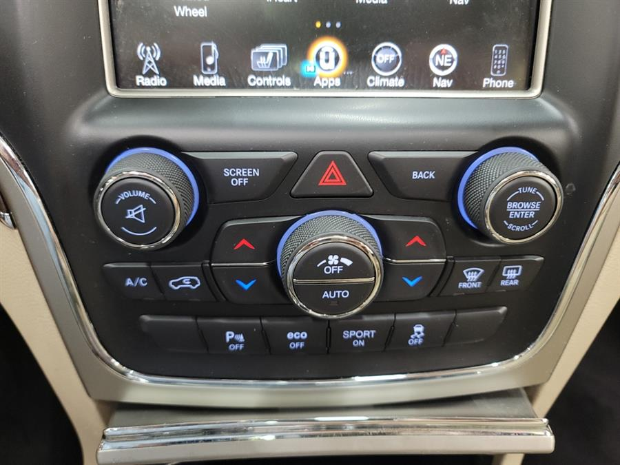 2017 Jeep Grand Cherokee Limited 4x4, available for sale in West Haven, CT
