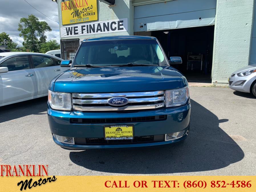 Used Ford Flex 4dr SEL FWD 2011 | Franklin Motors Auto Sales LLC. Hartford, Connecticut