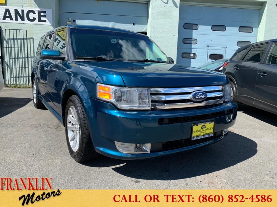 Used 2011 Ford Flex in Hartford, Connecticut | Franklin Motors Auto Sales LLC. Hartford, Connecticut