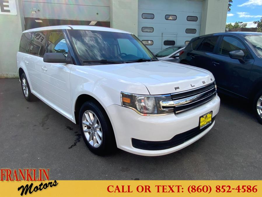 Used 2014 Ford Flex in Hartford, Connecticut | Franklin Motors Auto Sales LLC. Hartford, Connecticut