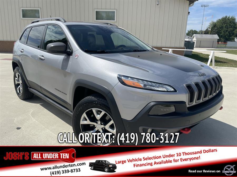 Used 2014 Jeep Cherokee in Elida, Ohio | Josh's All Under Ten LLC. Elida, Ohio