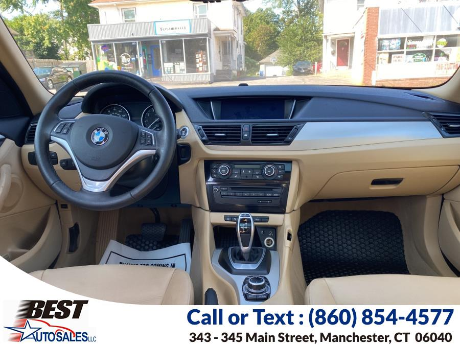 Used BMW X1 AWD 4dr xDrive28i 2013   Best Auto Sales LLC. Manchester, Connecticut