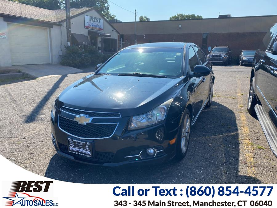 Used 2013 Chevrolet Cruze in Manchester, Connecticut | Best Auto Sales LLC. Manchester, Connecticut