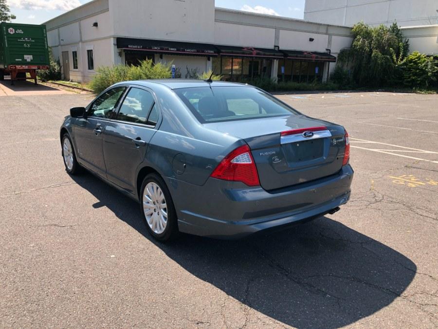Used Ford Fusion 4dr Sdn Hybrid FWD 2012   Ledyard Auto Sale LLC. Hartford , Connecticut