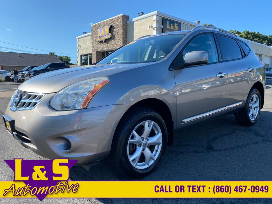 Used 2011 Nissan Rogue in Plantsville, Connecticut | L&S Automotive LLC. Plantsville, Connecticut
