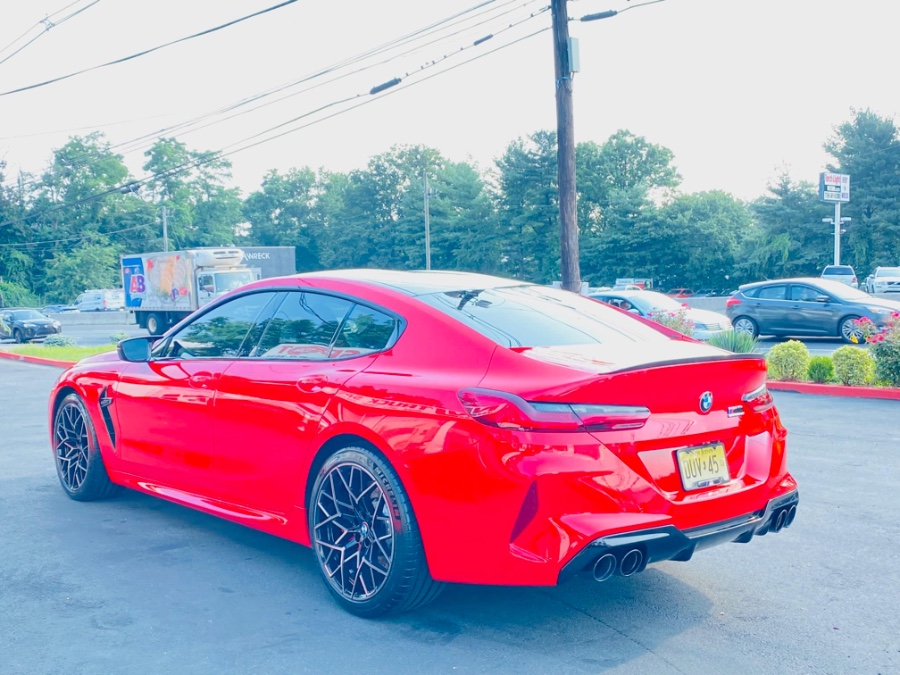 Used BMW M8 Gran Coupe 2021 | NJ Truck Spot. South Amboy, New Jersey