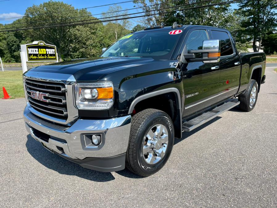 """Used GMC Sierra 2500HD 4WD Crew Cab 153.7"""" SLT 2016 
