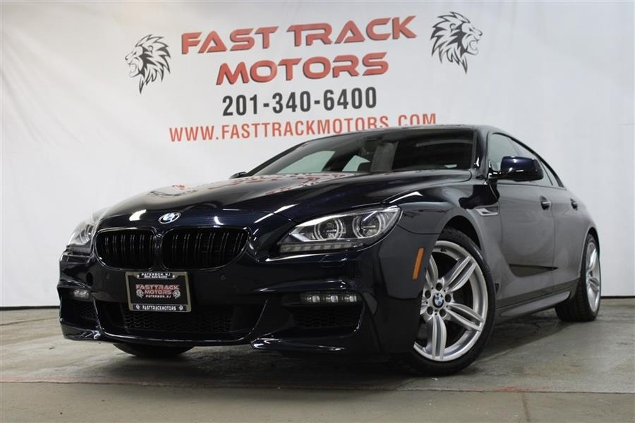 Used BMW 650 XI GRAN COUPE M SPORT 2014   Fast Track Motors. Paterson, New Jersey